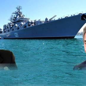 ΤΟ ΣΠΑΘΙ ΤΟΥ Μ. ΑΛΕΞΑΝΔΡΟΥ ΧΑΡΙΣΕ Ο ΥΕΘΑ Ελλιμενισμοί και υποστήριξη πλοίων του ρωσικού Στόλου σε ελληνικάλιμάνια