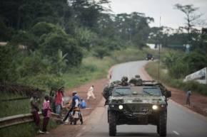 Γάλλος ο επιχειρησιακός διοικητής της Ε.Ε.Επίσκεψη πολέμου στη Λάρισα.Κέντρο επιχειρήσεων επέμβασης στην Κεντροαφρικανική Δημοκρατία