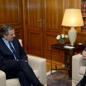 Συνάντηση Σαμαρά με τον επικεφαλής της Deutsche Telekom – έρχονται επενδύσεις 1,2 δισ. ευρώ και νέες θέσειςεργασίας