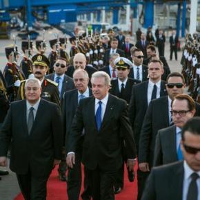 Τι συμφώνησε ο Αβραμόπουλος με τον Αιγύπτιο μεταβατικόπρόεδρο