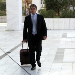 Προφυλακίστηκε και ο 3ος βουλευτής της Χ.Α, ΣτάθηςΜπούκουρας