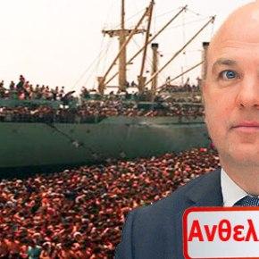 ΕΠΙΣΤΟΛΗ ΣΤΗΝ ΚΥΒΕΡΝΗΣΗ – Nils Muižnieks: «Προστατεύστε και μην απελαύνετε τους λαθρομετανάστες»!