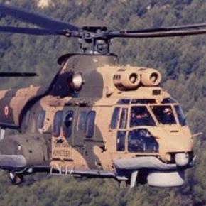 Τουρκικό ελικόπτερο πετά πάνω από τη Σάμο! Τι κρύβει ηπρόκληση