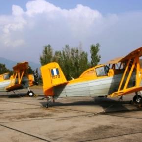 Σε πώληση των Grumman Schweizer προχωρά η ΠολεμικήΑεροπορία