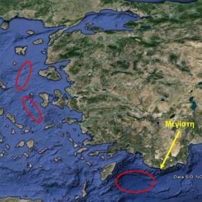 Οι Τούρκοι στο Αιγαίο …έχουν οι φύλακες τηγνώση!