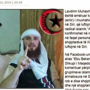 ΔΙΧΟΝΟΙΑ ΜΕΤΑΞΥ ΤΩΝ ΙΣΛΑΜΙΣΤΩΝ ΑΝΤΑΡΤΩΝ – Συρία: Αλβανός μουτζαχεντίν εναντίον της ΑλΡαχάτ