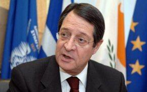 Αναστασιάδης: Νέα απόρριψη σχεδίου για Κυπριακό θα σημάνει οριστικήδιχοτόμηση