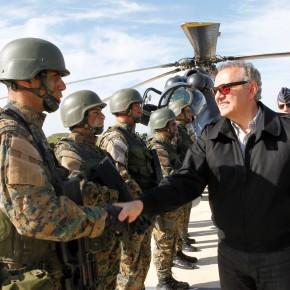 Συνεργασία 450 Μοίρας Ελικοπτέρων και Διοίκησης Καταδρομών της ΕθνικήςΦρουράς