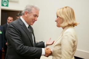 Επίσημη επίσκεψη ΥΠΑΜ Αλβανίας στηνΕλλάδα