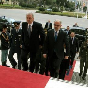 Σκόπια: Στην Αθήνα ο Ταλάτ Τζαφέρι- υπέγραψε μνημόνιο στρατιωτικήςσυνεργασίας