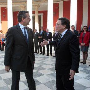 Αντ. Σαμαράς: Στις ευρωεκλογές οι Ελληνες θα επιλέξουν αν θέλουν την Ευρώπη ήόχι