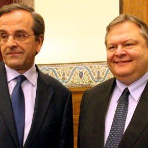 Βενιζέλος με το πέρας της συνάντησης με τον πρωθυπουργό: «Όλα είναι υπό απόλυτοέλεγχο»