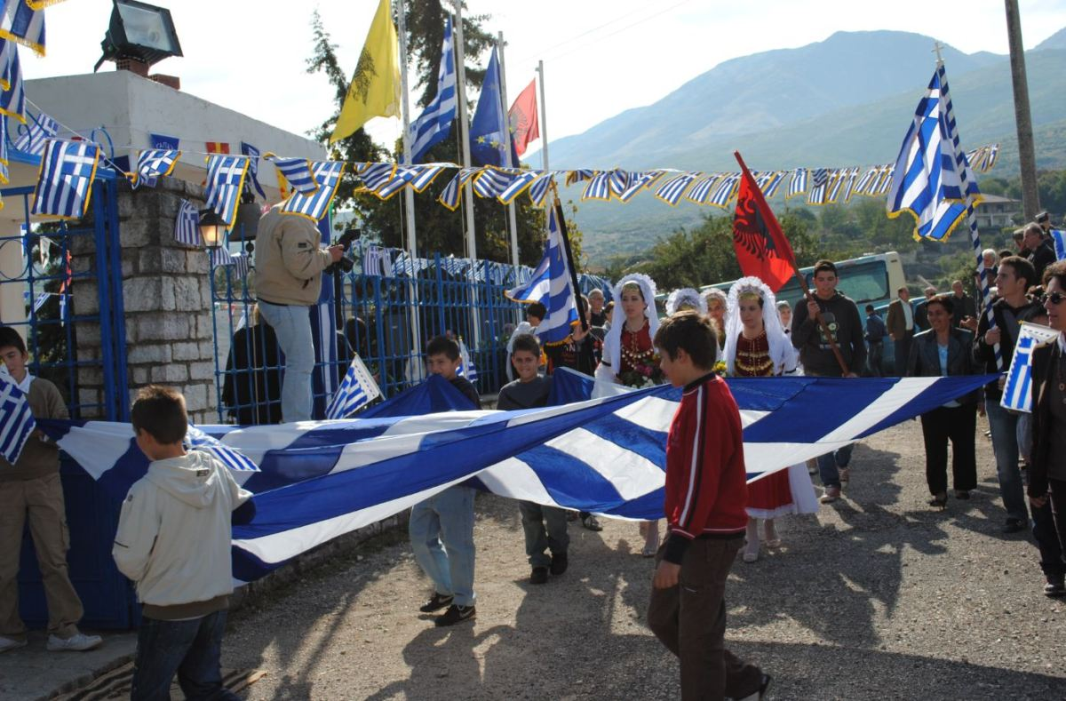Η ξεχασμένη εθνική μειονότητα της Βορείου Ηπείρου   Greek ...
