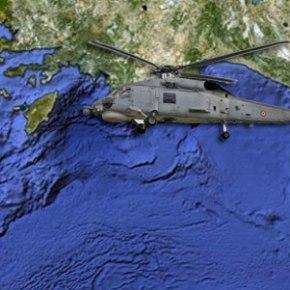 ΕΙΧΕ ΑΠΟΓΕΙΩΘΕΙ ΑΠΟ ΤΟ ΑΚΣΑΖ – Τουρκική «διείσδυση» στη Ρόδο από S-70 – Παραβίασε ΕΕΧ και έφτασε στηΜεγίστη