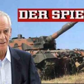 Αποκάλυψη: Έρχεται ρεπορτάζ – φωτιά του Spiegel για τις γερμανικές μίζες σταεξοπλιστικά