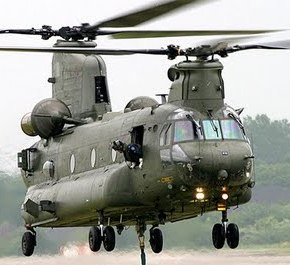 Καθυστερούν τα ελικόπτερα CH-47D Chinook από τιςΗΠΑ
