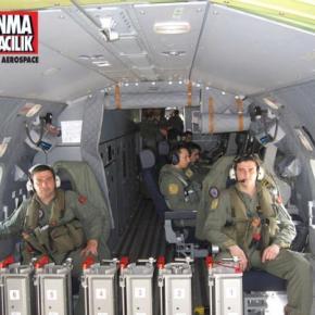 Τουρκικό αεροσκάφος ηλεκτρονικού πολέμου «σαρώνει» το Αιγαίο – Που το πάει ηΆγκυρα;
