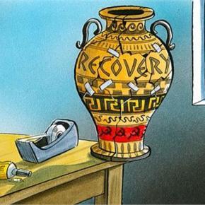 Εconomist: Καλές ειδήσεις από την Ελλάδα, αλλά ο χρόνος του Σαμαράεξαντλείται