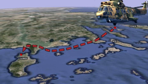 ΠΩΣ ΠΑΡΑΠΛΑΝΗΣΑΝ ΤΟ ΔΙΚΤΥΟ ΑΕΡΑΜΥΝΑΣ Ομάδα Τούρκων κομμάντο μετέφερε το AS-532 Cougar – Τι έψαχναν στηνΜουρτιά…