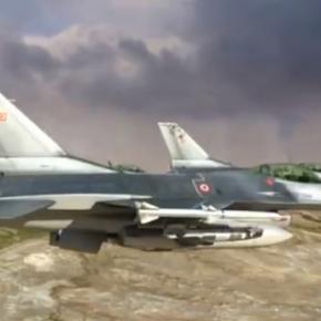 Έτσι εκπαιδεύονται οι Τούρκοι πιλότοι στα F – 16 – ΒΙΝΤΕΟ από τους εξομοιωτέςτους