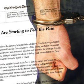 Δικαστικοί κύκλοι στους New York Times: Ανοίγουν άλλες 10 υποθέσεις γιαεξοπλιστικά