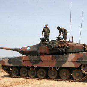 ΜΕΤΑ ΤΗΝ ΑΠΟΛΟΓΙΑ ΚΑΝΤΑ.Spiegel: Ερευνα για τα Leopard ξεκινά η εισαγγελία τουΜονάχου