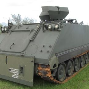 Βραζιλία: Παραλήφθηκαν τα πρώτα εκσυγχρονισμένα M113A2Mk1