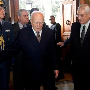 Κυπριακό και ΑΟΖ στη συνάντηση Παπούλια –Mansour