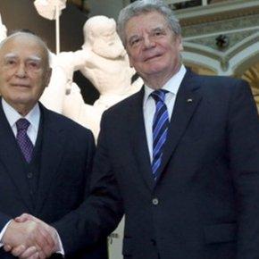 Γερμανία: Επίσημη επίσκεψη του γερμανού Προέδρου στην Αθήνα στις 5-7Μαρτίου