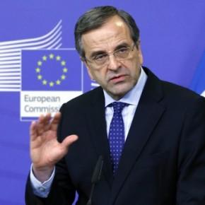 Σαμαράς στο Ευρωκοινοβούλιο: «Η Ελλάδα τήρησε τις δεσμεύσειςτης»