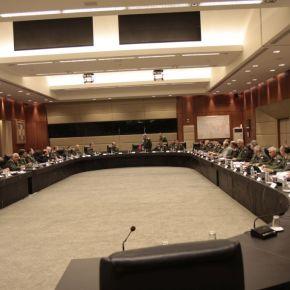 Σύσκεψη με τους Διοικητές των ¨ΚΕΝ¨ στο ΓΕΣ…Άλλα κόλπα απο τον Αρχηγό!