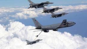 Η ΑΓΚΥΡΑ ΑΠΟΘΡΑΣΥΝΕΤΑΙ: 30 ΠΑΡΑΒΙΑΣΕΙΣ (vid) Tουρκικά κατασκοπευτικά αεροσκάφη και μαχητικά «όργωσαν» τοΑιγαίο!