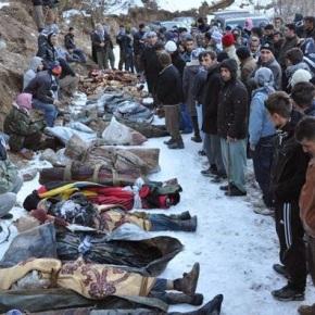 Τουρκία: Το στρατιωτικό δικαστήριο αθώωσε στρατιωτικούς για το θάνατο 34 αθώωνΚούρδων