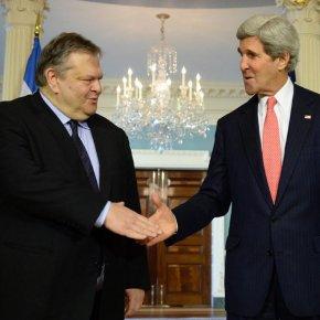 Τζον Κέρι: στηρίζουμε την ανόρθωση της ελληνικήςοικονομίας