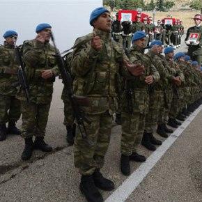 Μπαράζ αυτοκτονιών στον τουρκικό στρατό θορυβεί την κυβέρνησηΕρντογάν