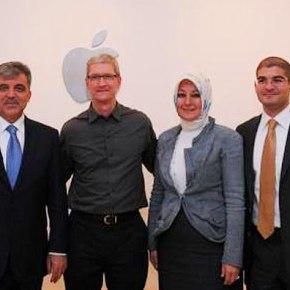 Τουρκία: Επιχείρηση «γοητείας» της Apple γιαεπενδύσεις!