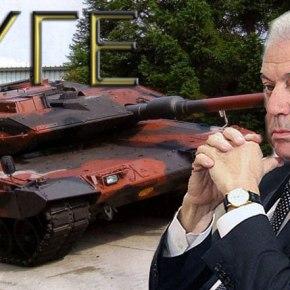 ΘΑΡΡΑΛΕΑ ΚΙΝΗΣΗ Δ.ΑΒΡΑΜΟΠΟΥΛΟΥ-Επιτέλους τα Leopard-2 αποκτούν πυρομαχικά – Και μάλιστα Made inGreece!