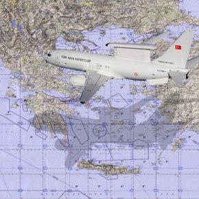 ΔΥΝΑΤΟΤΗΤΑ ΗΛΕΚΤΡΟΝΙΚΟΥ ΣΑΡΩΜΑΤΟΣ ΤΗΣ ΧΩΡΑΣ – Παράδοση 737 AEW&C: Oλα αλλάζουν σε Αιγαίο & Α.Μεσόγειο υπέρTουρκίας