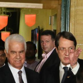 «Ναι» του 'Ερογλου στο κοινό ανακοινωθέν για τοΚυπριακό