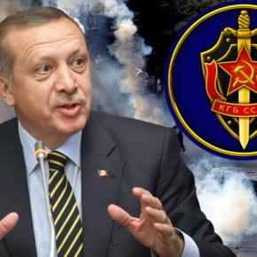 KGB και με νόμο κάνει την τουρκική MIT οΕρντογάν