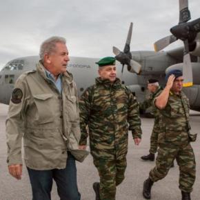 Τι ανακοίνωσε ο Αβραμόπουλος για τους Αρχηγούς Γενικών Επιτελείων από τηνΕυελπίδων