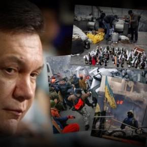 "Liberation για τον Γιανουκόβιτς: ""Ένας αλήτης που έγινεΠρόεδρος"""