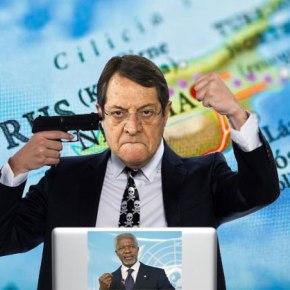 «Αυτοκτονικά Κυπριακά σύνδρομα – Ελλαδική ανυπαρξία: Ένα βήμα πριν τηνάβυσσο