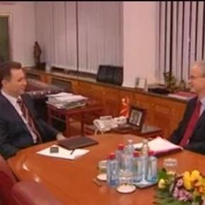 Σκόπια: «Δεν μπορούν να γίνουν διαπραγματεύσεις χωρίς λύση στοόνομα»