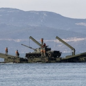 Τουρκία: «Οι ποταμοί πια δεν είναι εμπόδιο για τον τουρκικό στρατό»ΒΙΝΤΕΟ