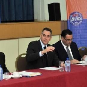 Κυπριακό: Αυτή είναι η εισήγηση του Ν.Παπαδόπουλου στο Ε.Γ. του ΔΗΚΟ – Αποδομεί τον Αναστασιάδη και αξιώνει αποχώρηση από τηνκυβέρνηση