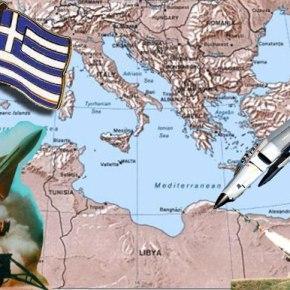 ΕΛΛΑΣ-ΣΥΡΙΑ-ΣΥΜΜΑΧΙΑ – Προειδοποιήσεις κατάρριψης τουρκικών α/φ από μαχητικά ΠΑ & συριακάα/α!