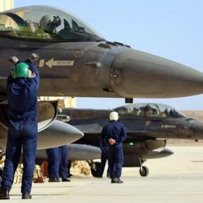30 ισραηλινά μαχητικά αεροσκάφη στην Κύπρο για άσκηση «αναχαίτισης εισβολέα» στηνΑΟΖ