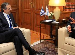 Κατάινεν: Η Ελλάδα έχει πετύχει αξιοθαύμαστα αποτελέσματα ΣΑΜΑΡΑΣ: ΕΠΙΣΤΡΕΦΟΥΜΕ ΣΤΗΝΑΝΑΠΤΥΞΗ