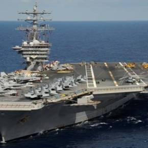 ΗΠΑ Vs Ρωσίας: Το USS George Bush απέναντι από το ΑdmiralKuznetsov